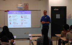 Hillcrest Students Learn About Life Goes On Program