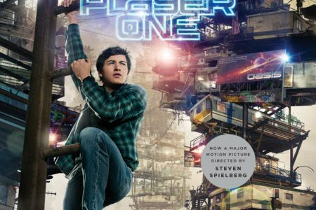 <i>Ready Player One</i> by Ernest Cline