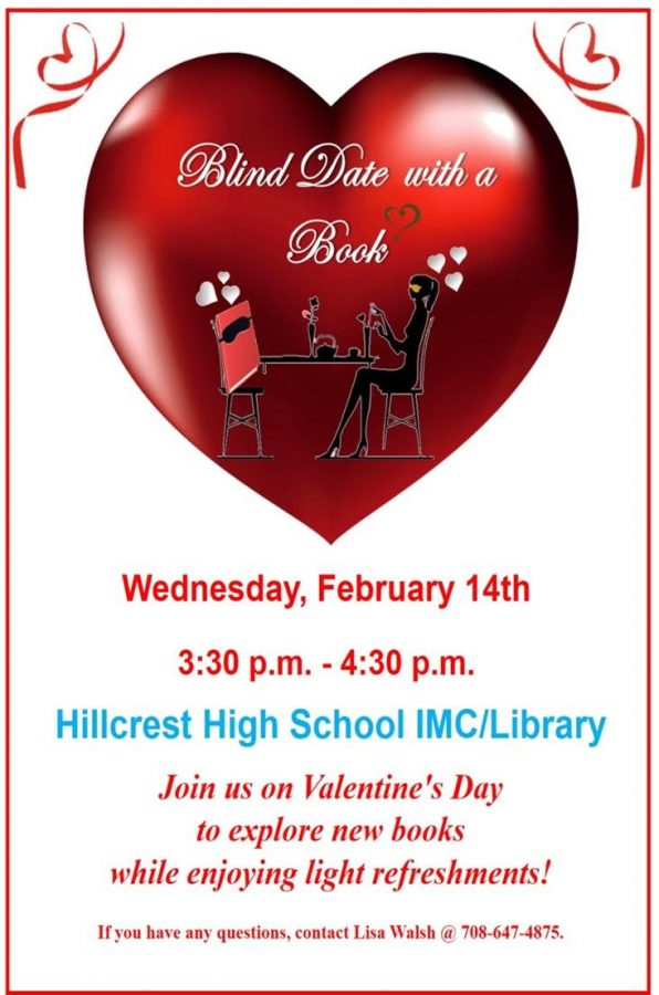 Hillcrest IMC Hosts Valentine's Day Event