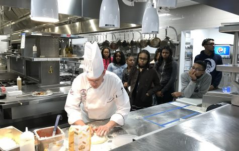 Hillcrest Students Visit Joliet Junior College Culinary Open House