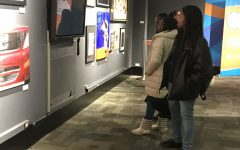 Hillcrest Students Honored at Black Creativity Art Exhibition