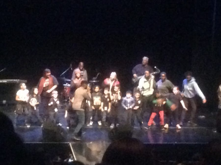 A Time Traveling Performance - Evolution of African American Music: From Africa to Hip Hop