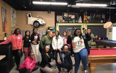 Freshman Leaders attend a Bridge Center Workshop