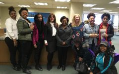 Hillcrest Students Visit Courthouse during Women Everywhere Project Day