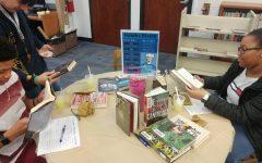 Book Tasting Event a Success!