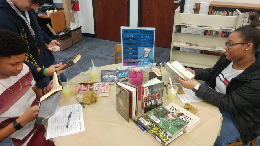 Book Tasting Event a Success!