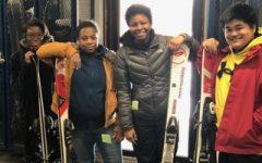 Hillcrest Chemistry Students Take Ski Trip