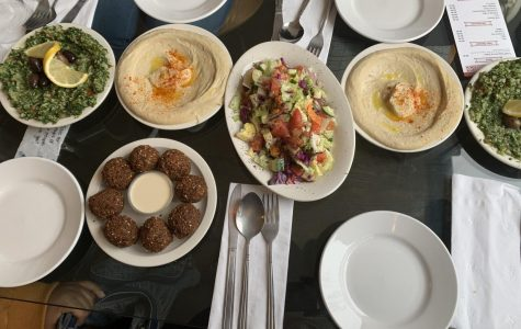 Couscous and Falafel