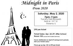 Hillcrest Junior Class Announces Prom Details