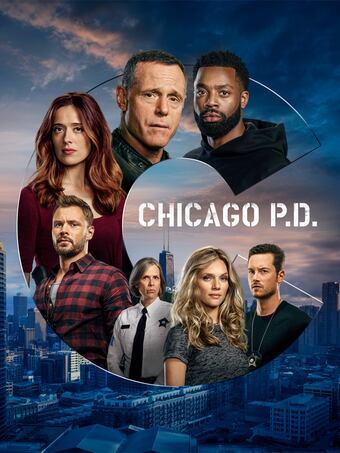 """Chicago P.D."" Logo / NBCUniversal"